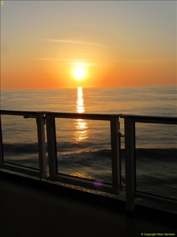 2018-05-19 & 18 Poole - Southampton - Bay of Biscay.  (181)181