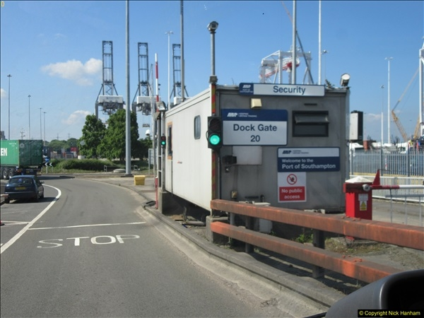 2018-05-19 & 18 Poole - Southampton - Bay of Biscay.  (21)021
