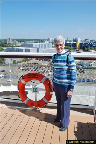 2018-05-19 & 18 Poole - Southampton - Bay of Biscay.  (33)033
