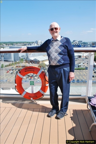 2018-05-19 & 18 Poole - Southampton - Bay of Biscay.  (34)034