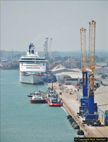2018-05-19 & 18 Poole - Southampton - Bay of Biscay.  (73)073