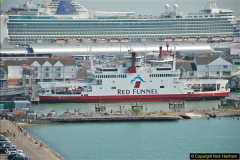 2018-05-19 & 18 Poole - Southampton - Bay of Biscay.  (64)064