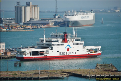 2018-05-19 & 18 Poole - Southampton - Bay of Biscay.  (65)065