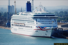 2018-05-19 & 18 Poole - Southampton - Bay of Biscay.  (80)080