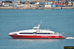 2018-05-19 & 18 Poole - Southampton - Bay of Biscay.  (83)083