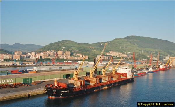 2018-05-20 to 22 Bay of Biscay - Bilbao (Spain) - Bay of Biscay.  (16)016