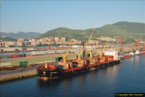 2018-05-20 to 22 Bay of Biscay - Bilbao (Spain) - Bay of Biscay.  (17)017