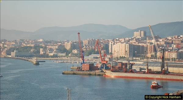 2018-05-20 to 22 Bay of Biscay - Bilbao (Spain) - Bay of Biscay.  (19)019