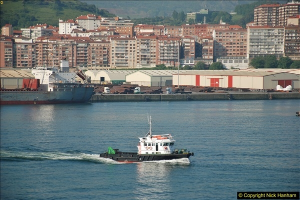 2018-05-20 to 22 Bay of Biscay - Bilbao (Spain) - Bay of Biscay.  (35)035