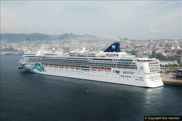 2018-05-22 to 24 Bay of Biscay - Vigo (Spain) - Bay of Biscay. (200)200