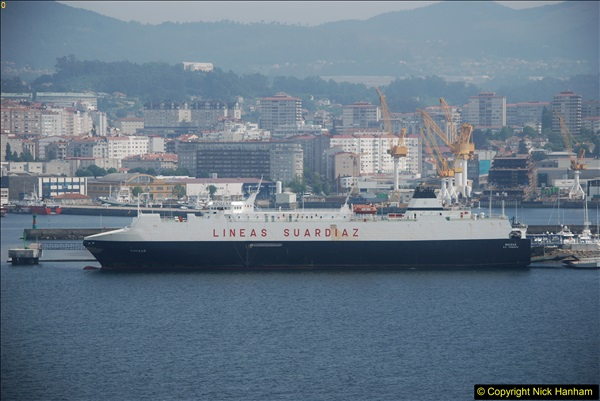 2018-05-22 to 24 Bay of Biscay - Vigo (Spain) - Bay of Biscay. (220)220