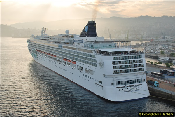 2018-05-22 to 24 Bay of Biscay - Vigo (Spain) - Bay of Biscay. (8)008