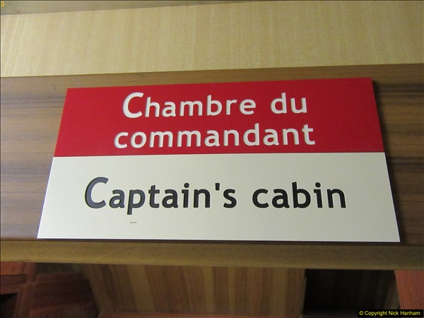 2018-05-24 to 26 Cherbourg (France) - Southampton - Poole.  (136)136