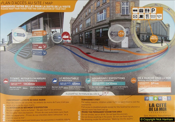 2018-05-24 to 26 Cherbourg (France) - Southampton - Poole.  (21)021
