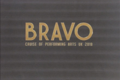 Bravo Performing Arts Cruise 19 to 26 May 2018  (1)