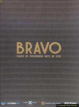 Bravo Performing Arts Cruise 19 to 26 May 2018  (1)