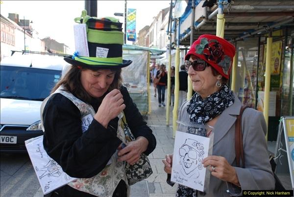 2015-09-05 Bridport Hat Festival 2015.  (122)122