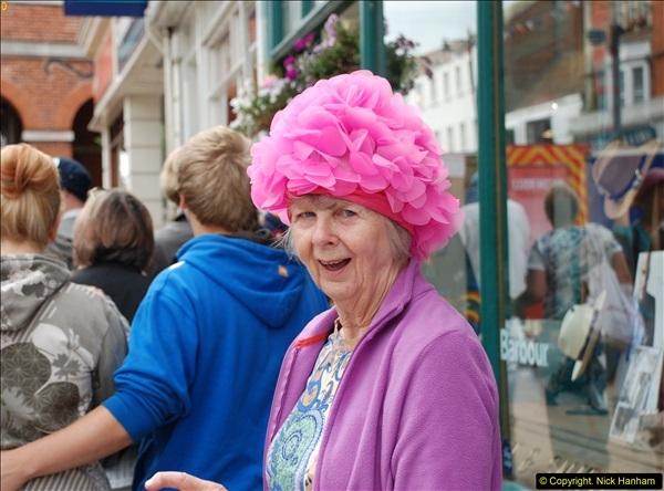 2015-09-05 Bridport Hat Festival 2015.  (222)222