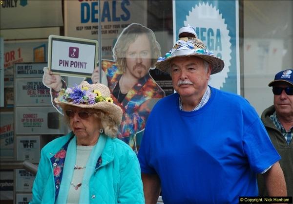 2015-09-05 Bridport Hat Festival 2015.  (250)250