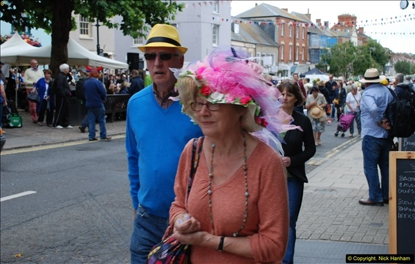 2015-09-05 Bridport Hat Festival 2015.  (308)308