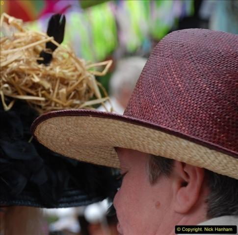 2015-09-05 Bridport Hat Festival 2015.  (331)331