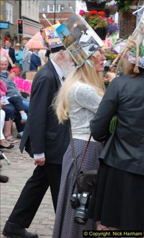 2015-09-05 Bridport Hat Festival 2015.  (345)345