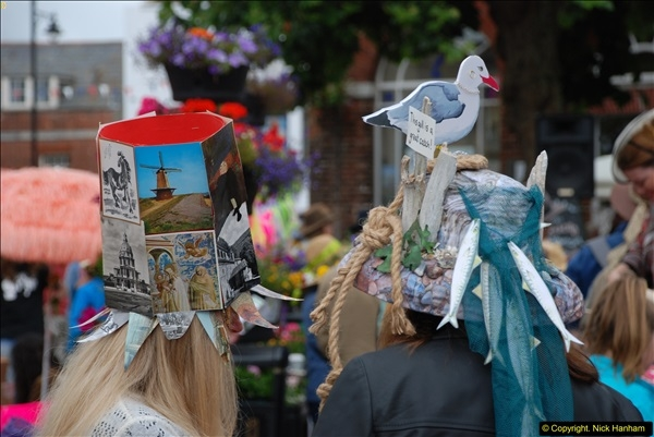2015-09-05 Bridport Hat Festival 2015.  (346)346