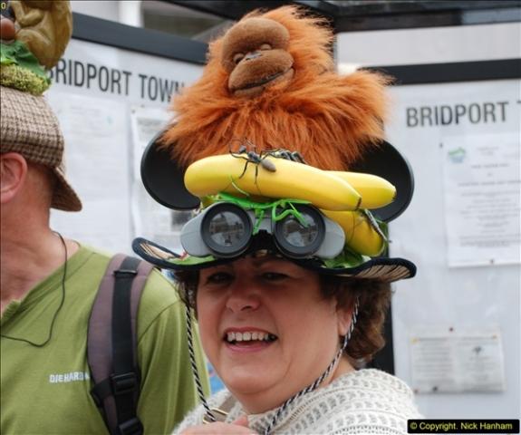 2015-09-05 Bridport Hat Festival 2015.  (351)351