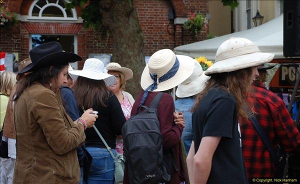 2015-09-05 Bridport Hat Festival 2015.  (365)365