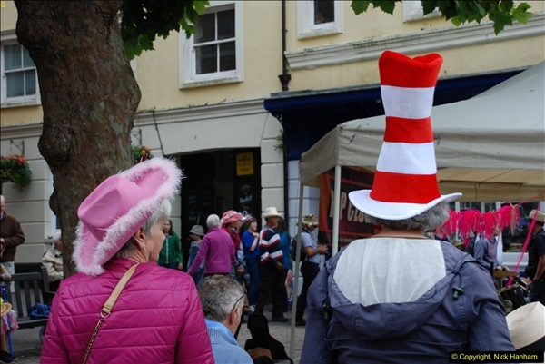 2015-09-05 Bridport Hat Festival 2015.  (375)375