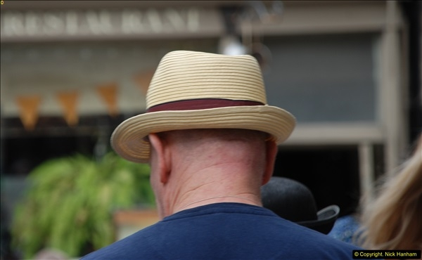 2015-09-05 Bridport Hat Festival 2015.  (403)403