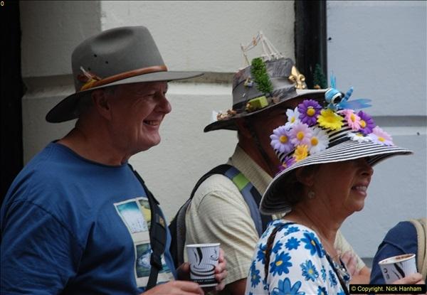 2015-09-05 Bridport Hat Festival 2015.  (404)404