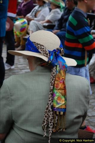 2015-09-05 Bridport Hat Festival 2015.  (409)409