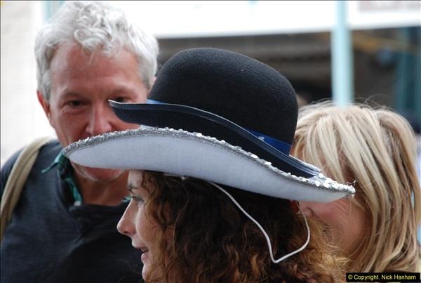 2015-09-05 Bridport Hat Festival 2015.  (412)412