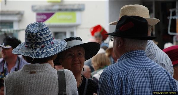 2015-09-05 Bridport Hat Festival 2015.  (413)413