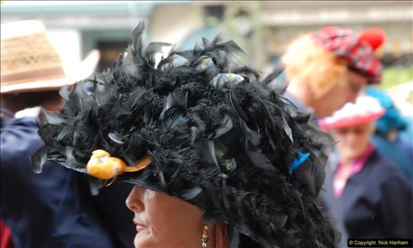 2015-09-05 Bridport Hat Festival 2015.  (416)416