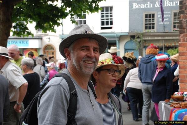 2015-09-05 Bridport Hat Festival 2015.  (421)421