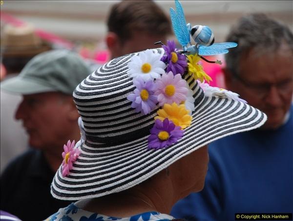 2015-09-05 Bridport Hat Festival 2015.  (423)423