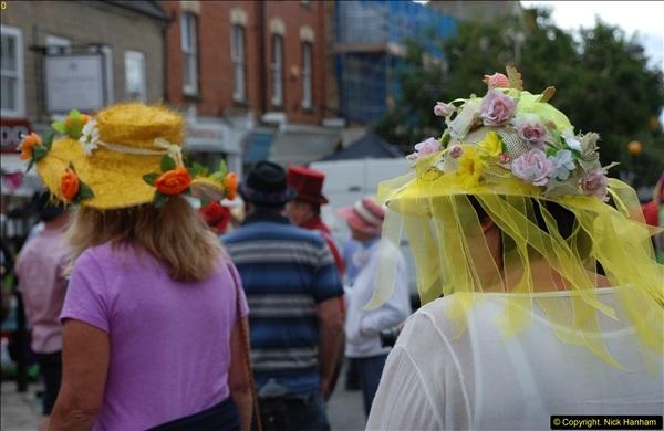 2015-09-05 Bridport Hat Festival 2015.  (445)445