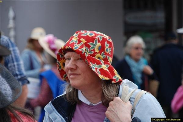 2015-09-05 Bridport Hat Festival 2015.  (448)448