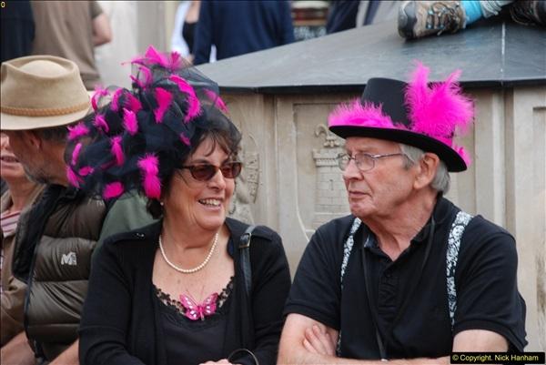 2015-09-05 Bridport Hat Festival 2015.  (449)449
