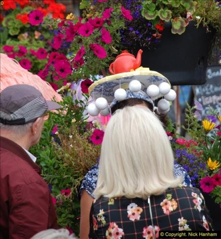 2015-09-05 Bridport Hat Festival 2015.  (450)450