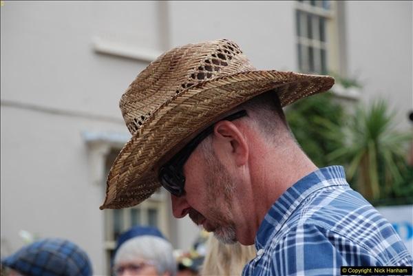 2015-09-05 Bridport Hat Festival 2015.  (454)454