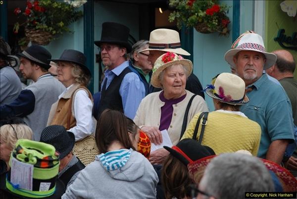 2015-09-05 Bridport Hat Festival 2015.  (463)463