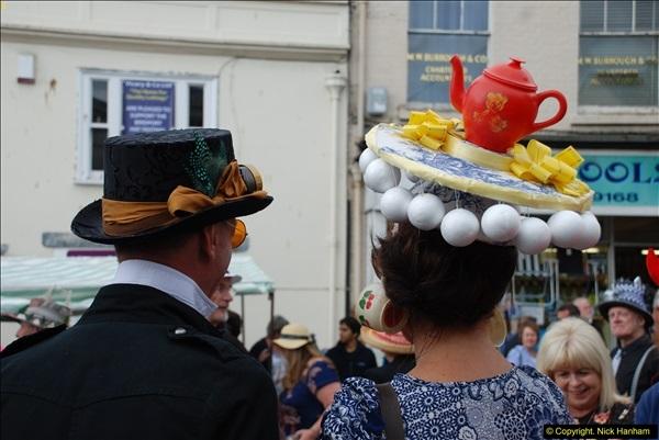 2015-09-05 Bridport Hat Festival 2015.  (465)465