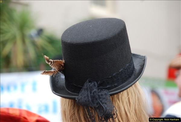 2015-09-05 Bridport Hat Festival 2015.  (466)466
