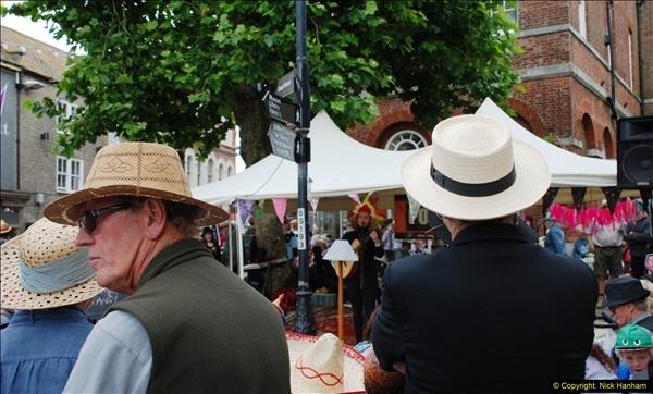 2015-09-05 Bridport Hat Festival 2015.  (488)488