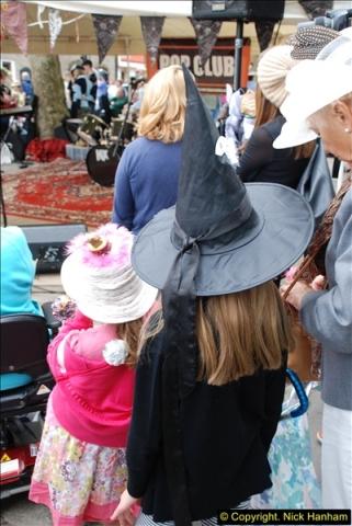 2015-09-05 Bridport Hat Festival 2015.  (495)495