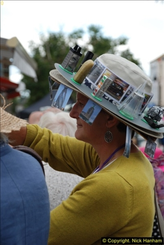 2015-09-05 Bridport Hat Festival 2015.  (505)505
