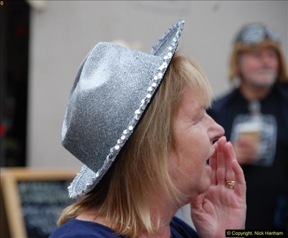 2015-09-05 Bridport Hat Festival 2015.  (520)520